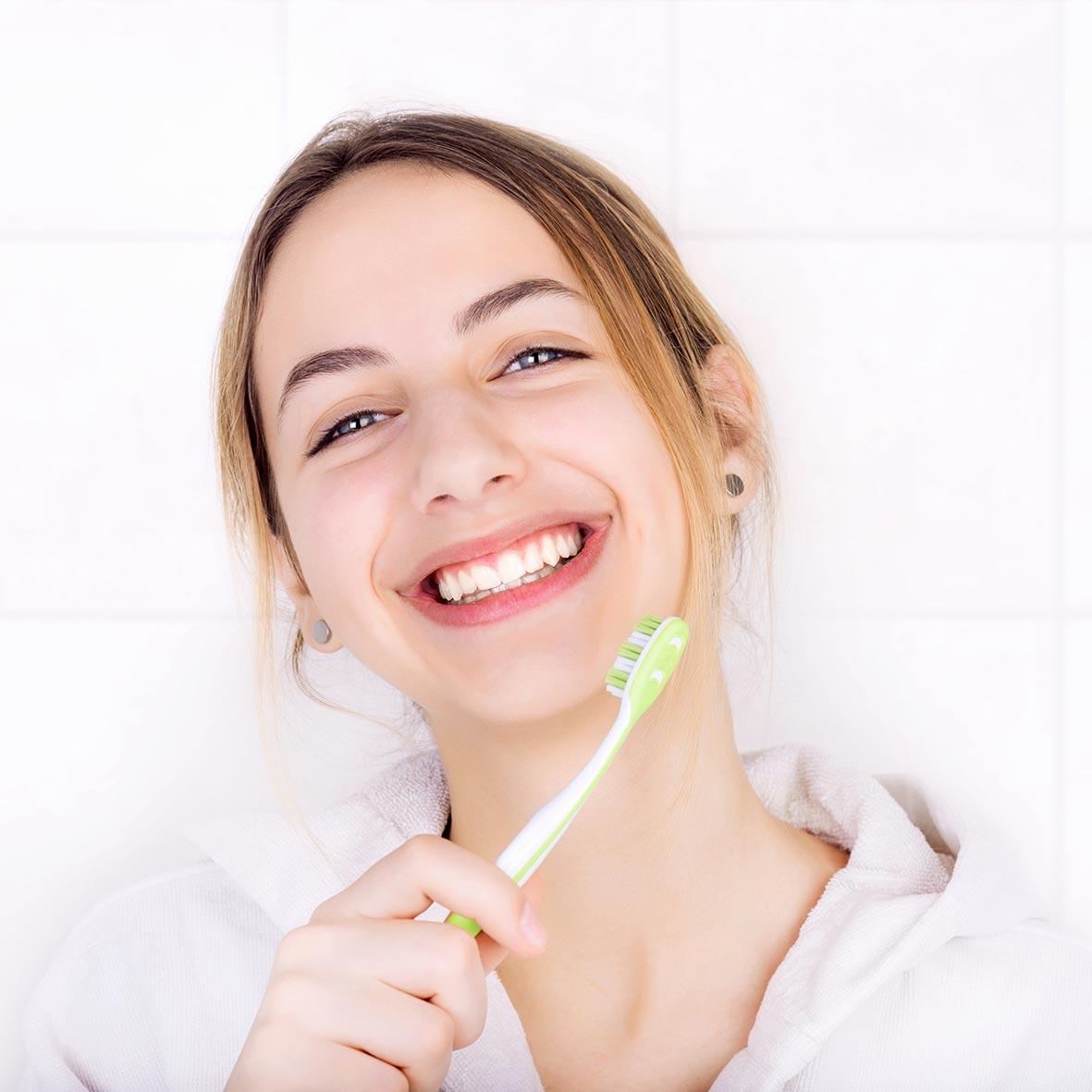 ¿Cómo mantengo los resultados de un blanqueamiento dental?