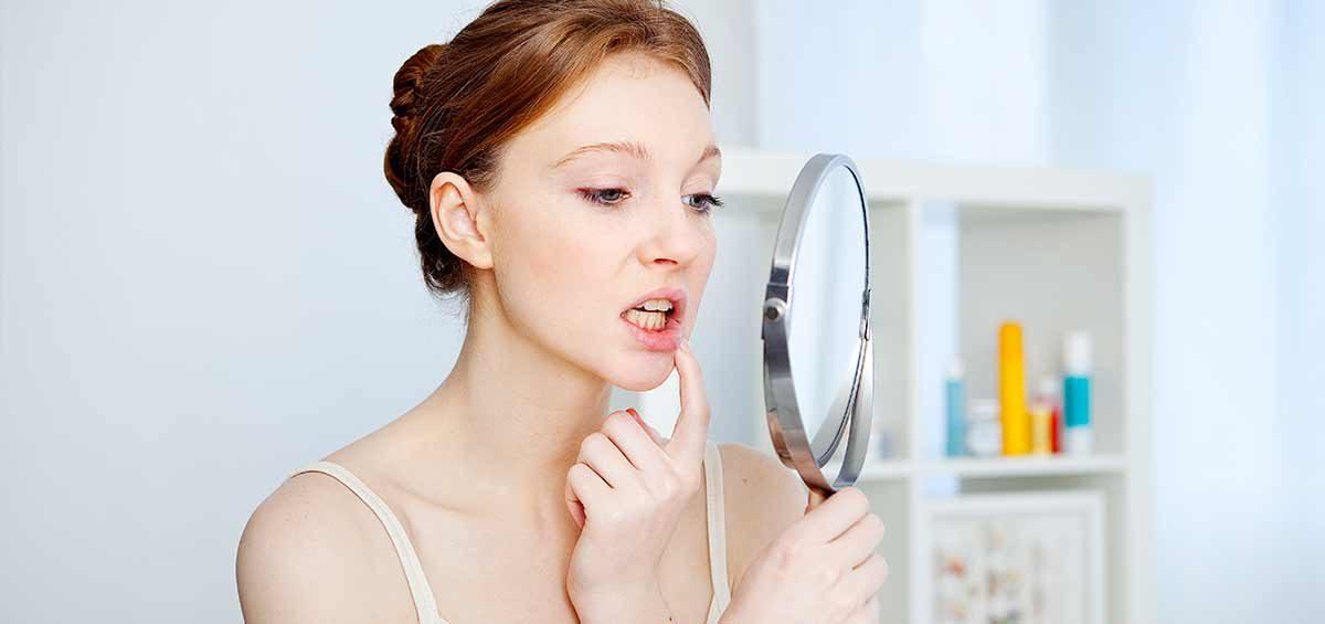Inflamación, sangrado y dolor en las encías