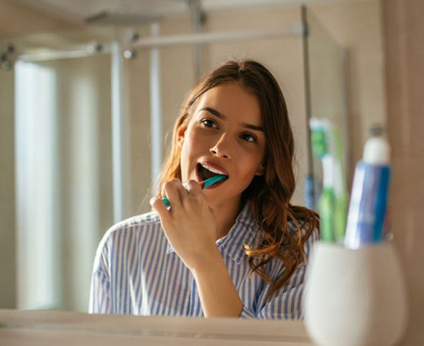Cuidar tu salud oral durante la cuarentena